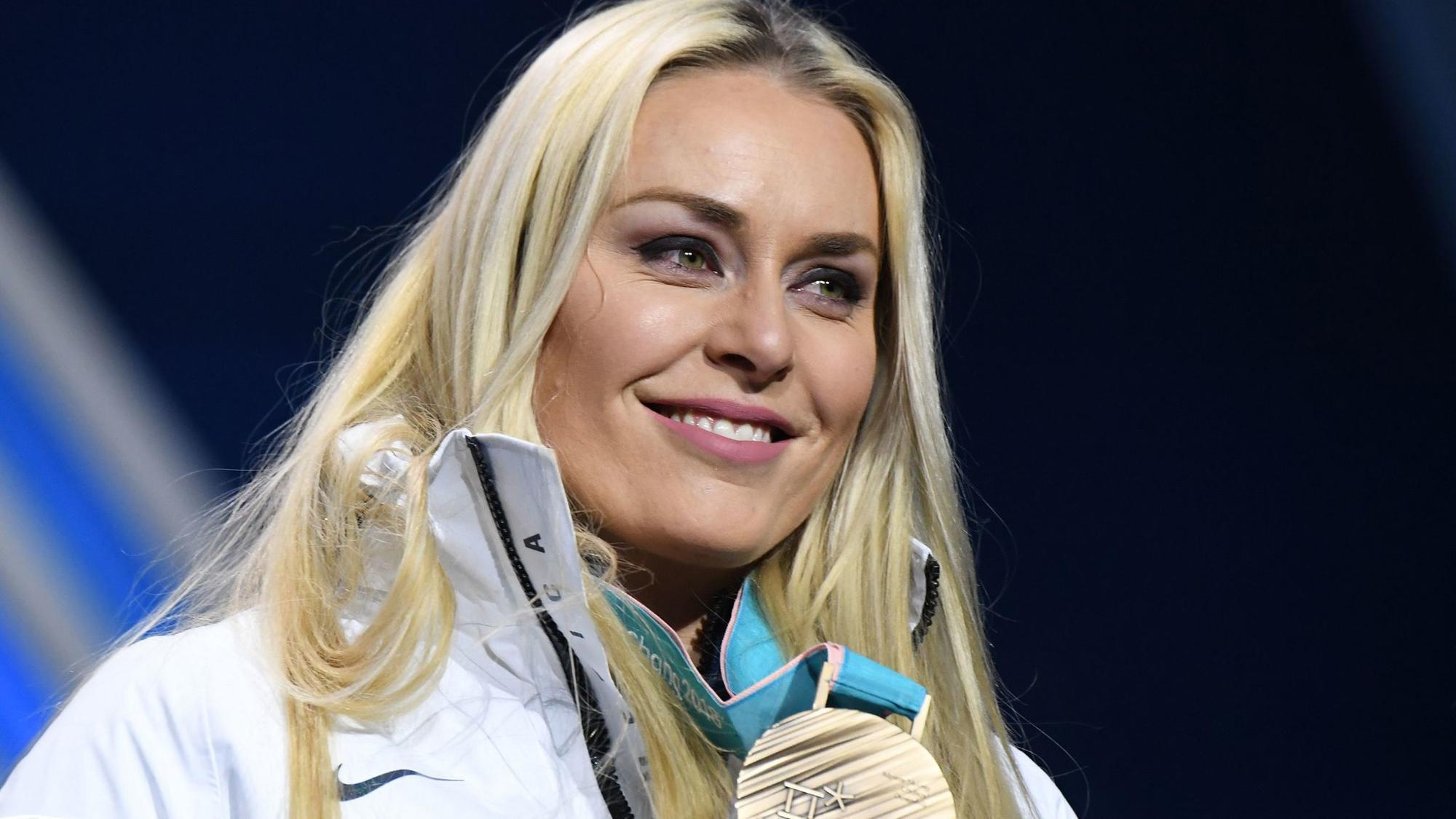 Lindsey Vonn Nude Photos 30