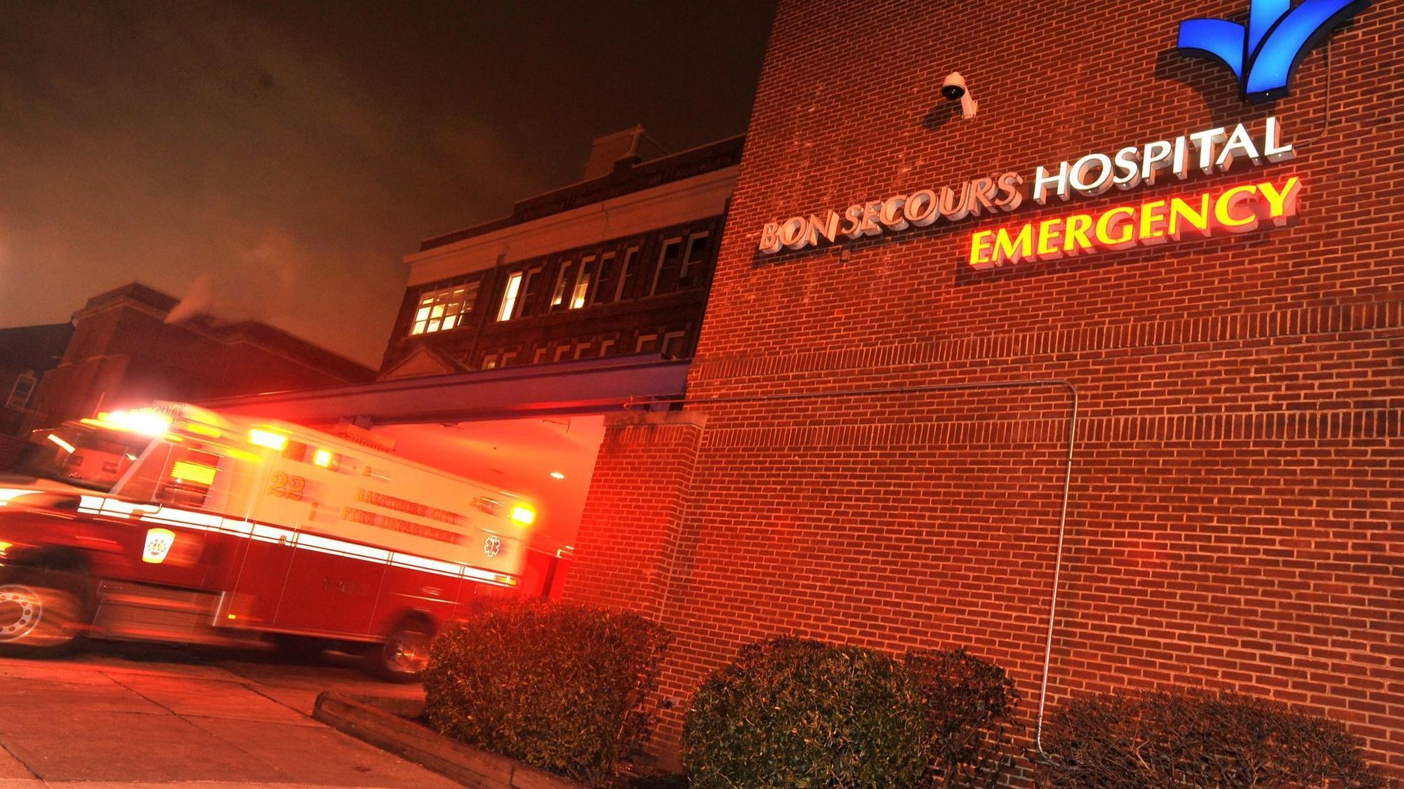 Bon Secours health system to merge with Mercy Health of Ohio