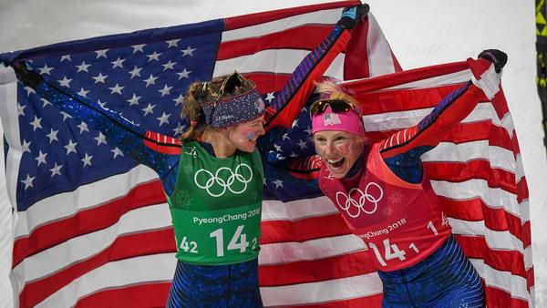 Olympics Buzz: U.S. women are showing their superiority
