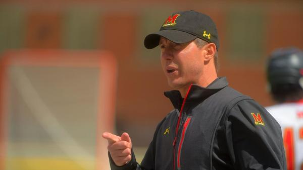 John Tillman takes 100th win with Maryland men's lacrosse, a 13-6 rout of Penn, in stride