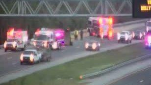 Crash on State Road 429 cleared