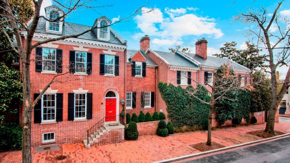 Under Armour 39 S Kevin Plank Puts Georgetown Home Up For