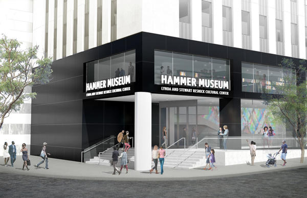 Hammer Museum receives $50 million in gifts for expansion