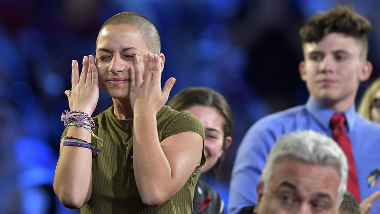 CNN holds town hall on Parkland shooting at BB&T Center | Photos