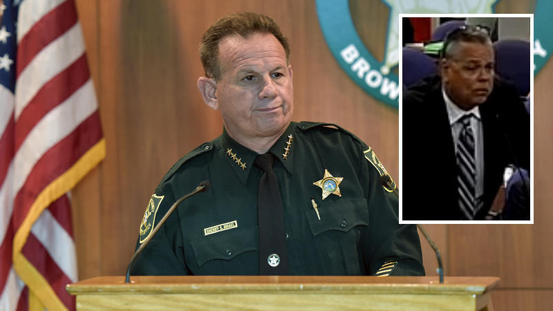 Stoneman Douglas cop resigns; sheriff says he should have 'killed the killer'