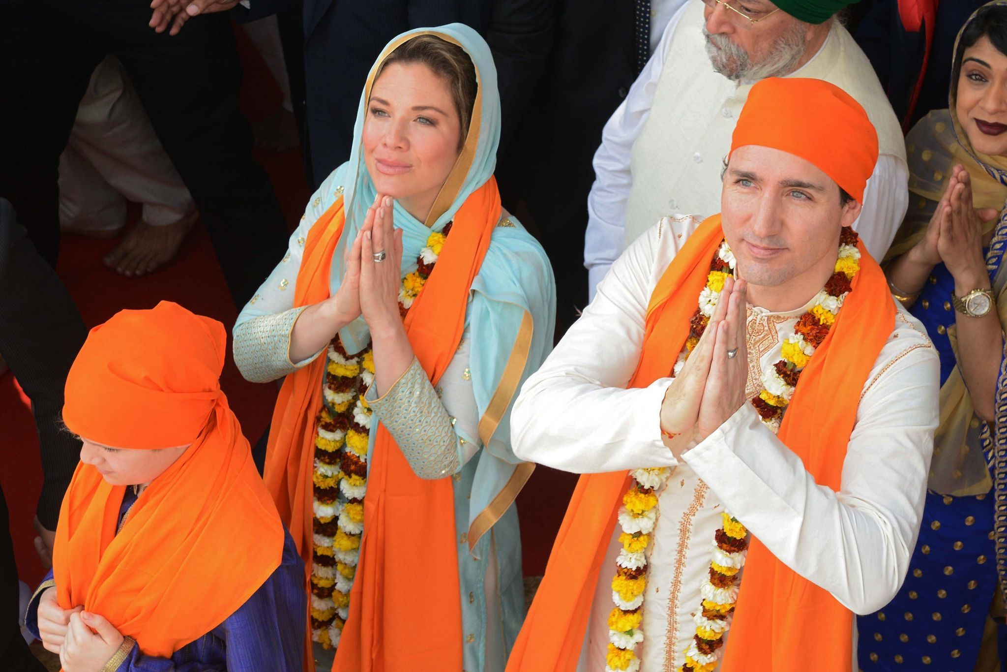 India to Justin Trudeau: Dude stop trying so hard