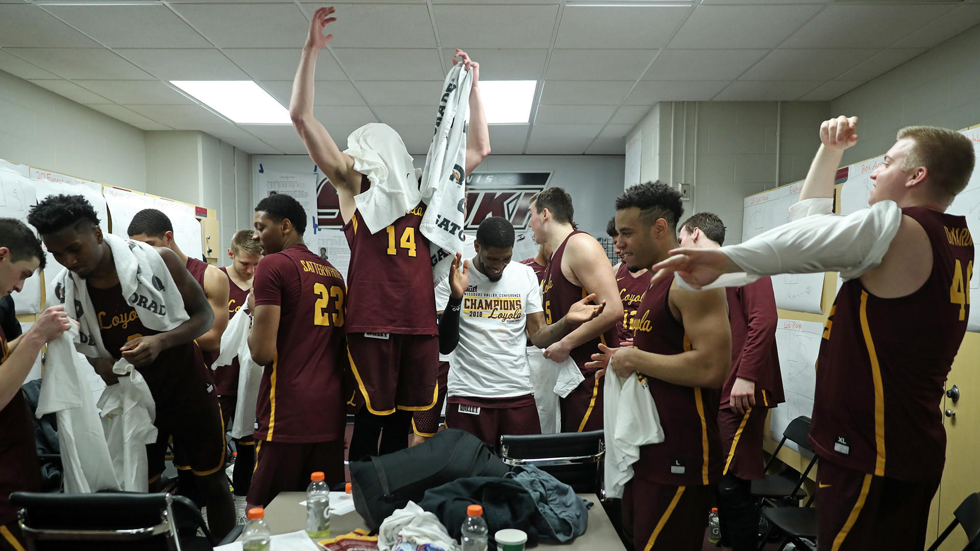 On the road with the Ramblers: Loyola making the most of life as a mid-major