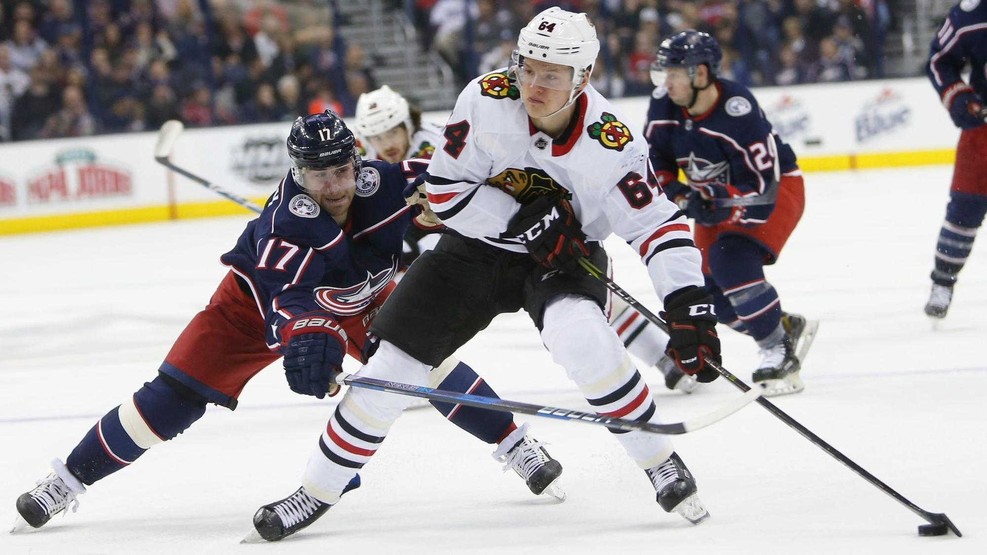 Ct-spt-blackhawks-lose-to-blue-jackets-notes-20180224