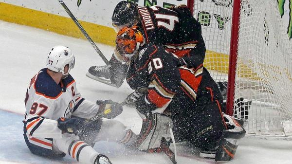 Oilers Win In Shootout After Dramatic Comeback By Ducks