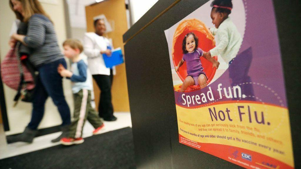Chicago-area health officials hope 'worst is behind us' for hard-hitting flu season