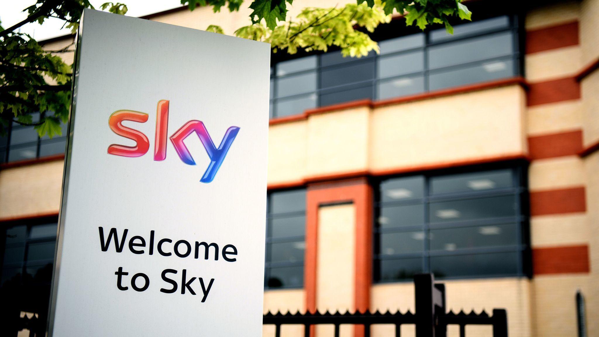 Sky headquarters