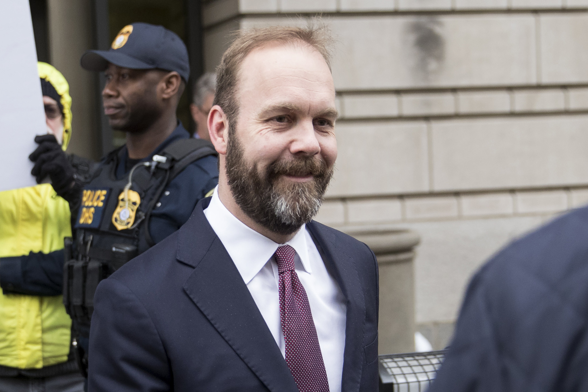 Special counsel moves to drop tax, bank fraud charges against Rick Gates