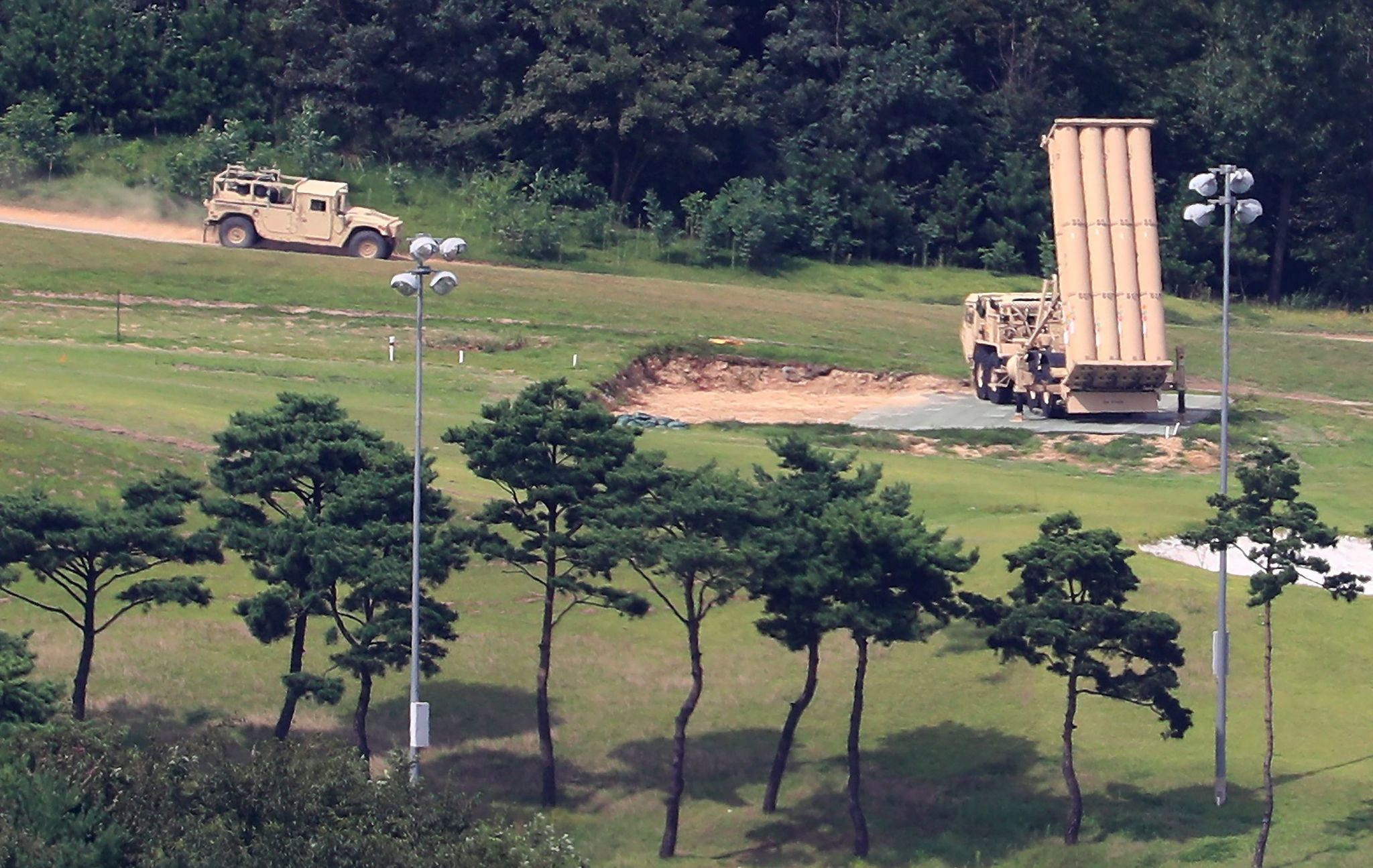 Chinese Fighter Violates South Korea's Air Defense Identification Zone