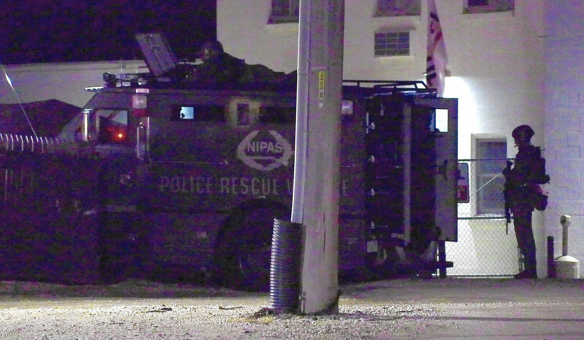 Tactical teams respond to domestic violence calls in Round Lake Park and Waukegan