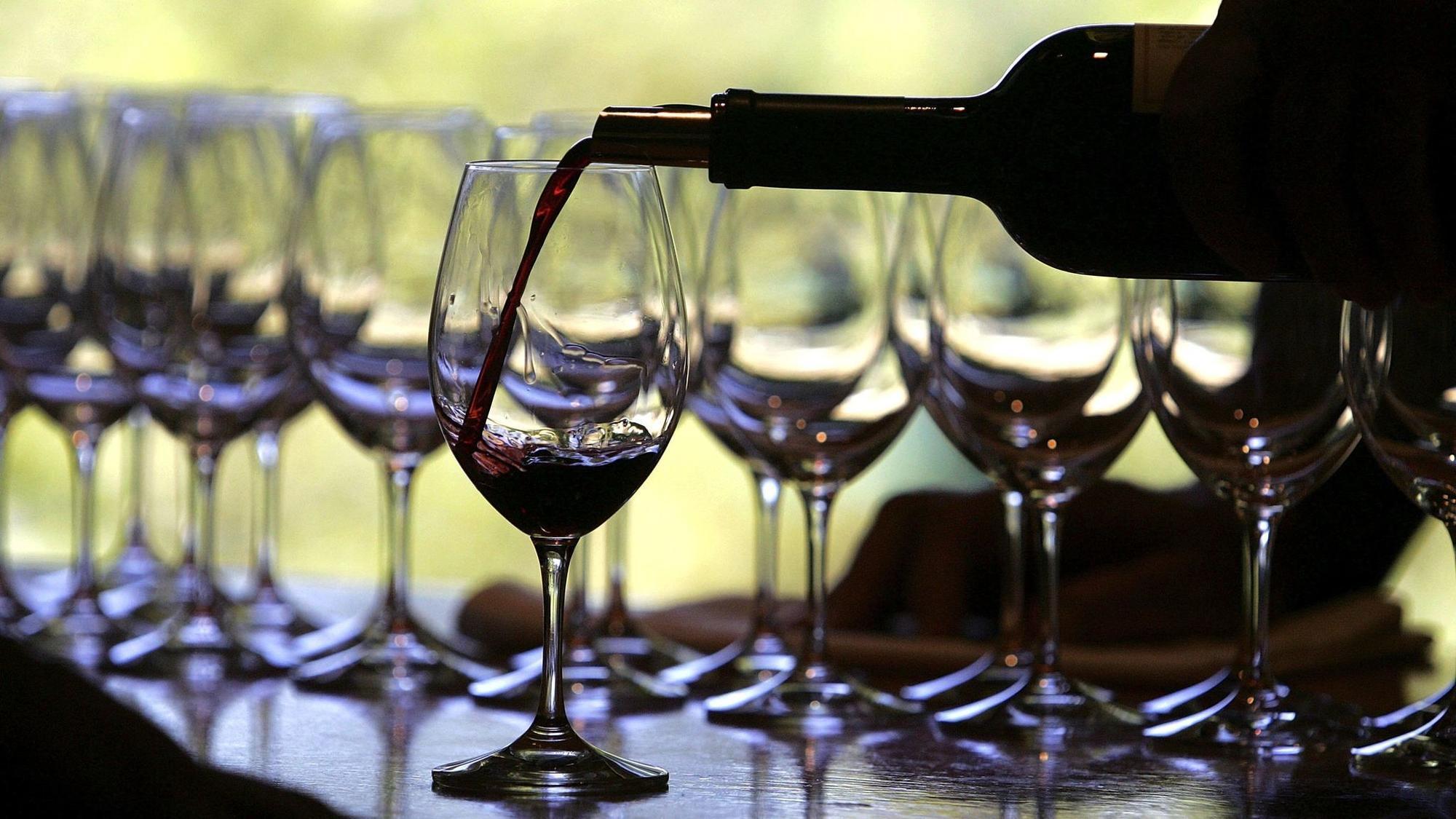 pour wine to savor and enjoy not guzzle  chicago tribune