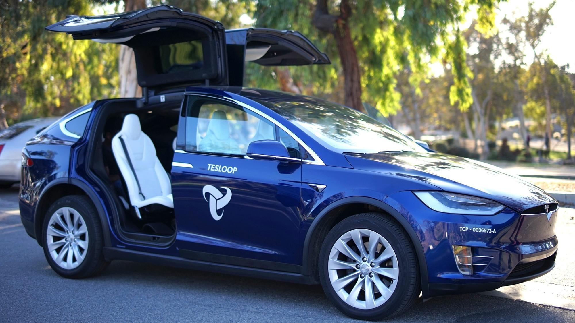 Discount Offered Travelers In Luxury Tesla Commute The