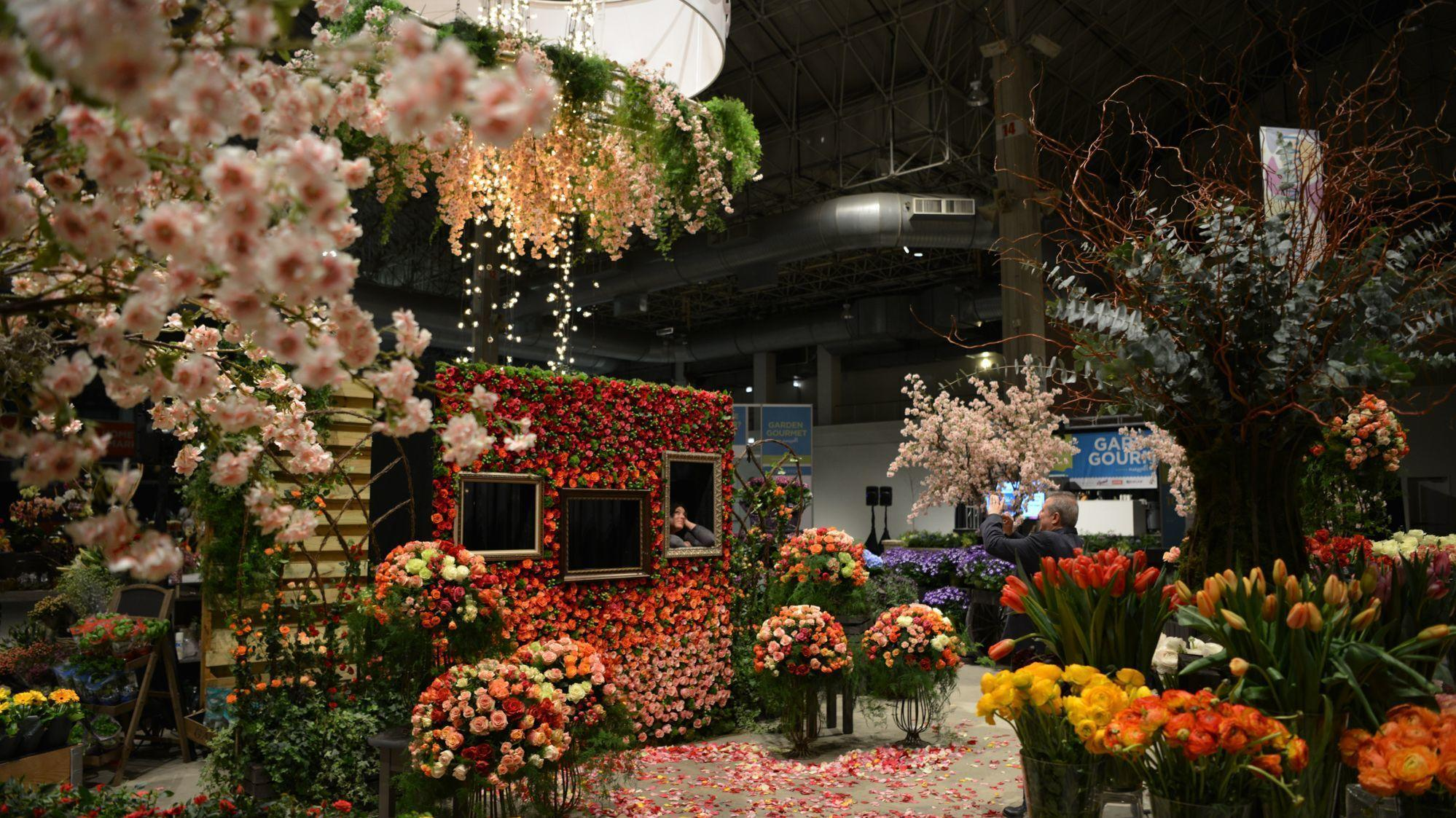 Chicago date idea: Chicago Flower & Garden Show then burgers at DMK ...
