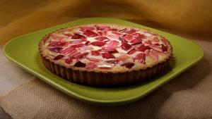 Church & State's rhubarb tart