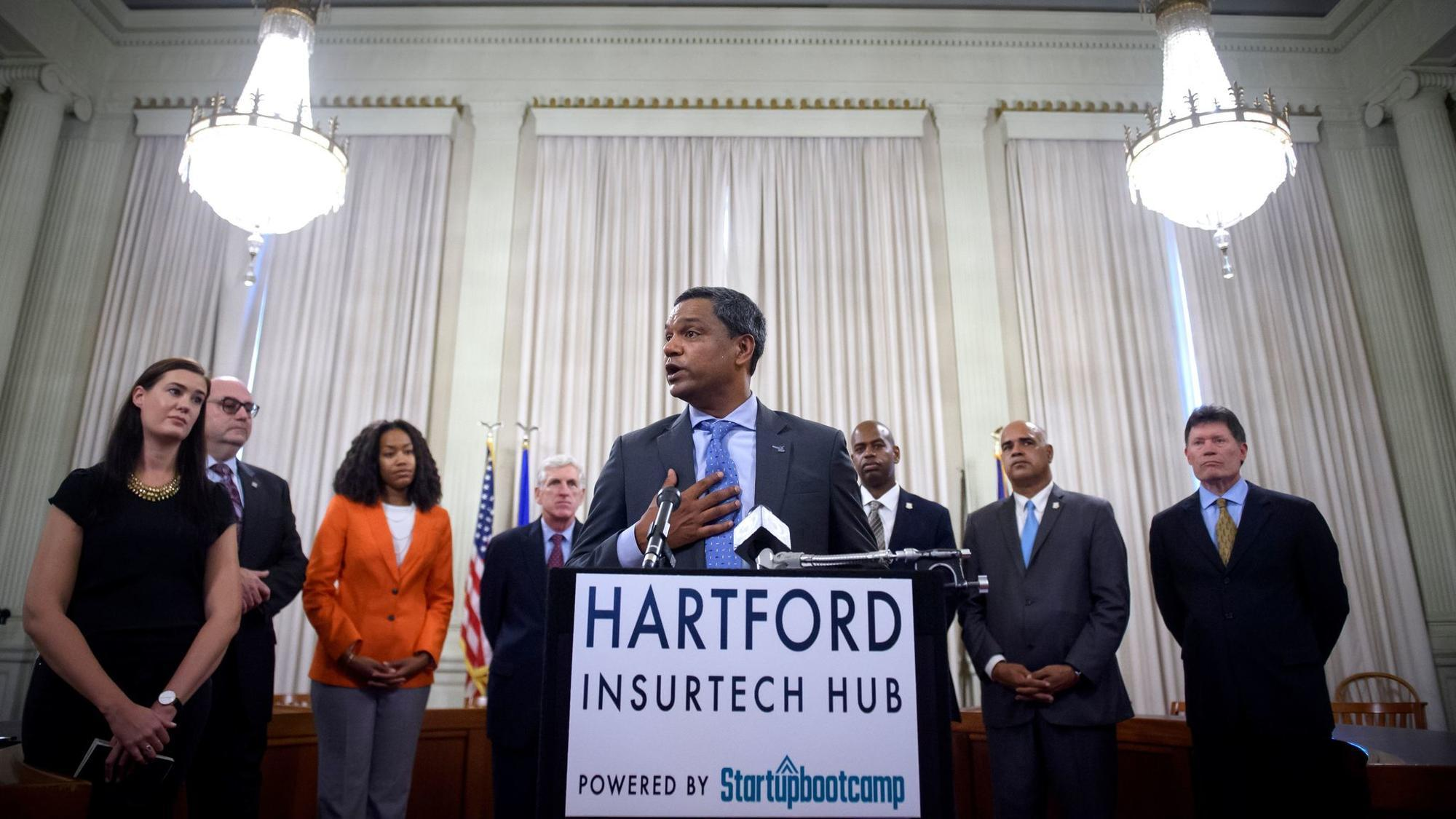 Hartford InsurTech Hub Opens Doors For First Hackathon