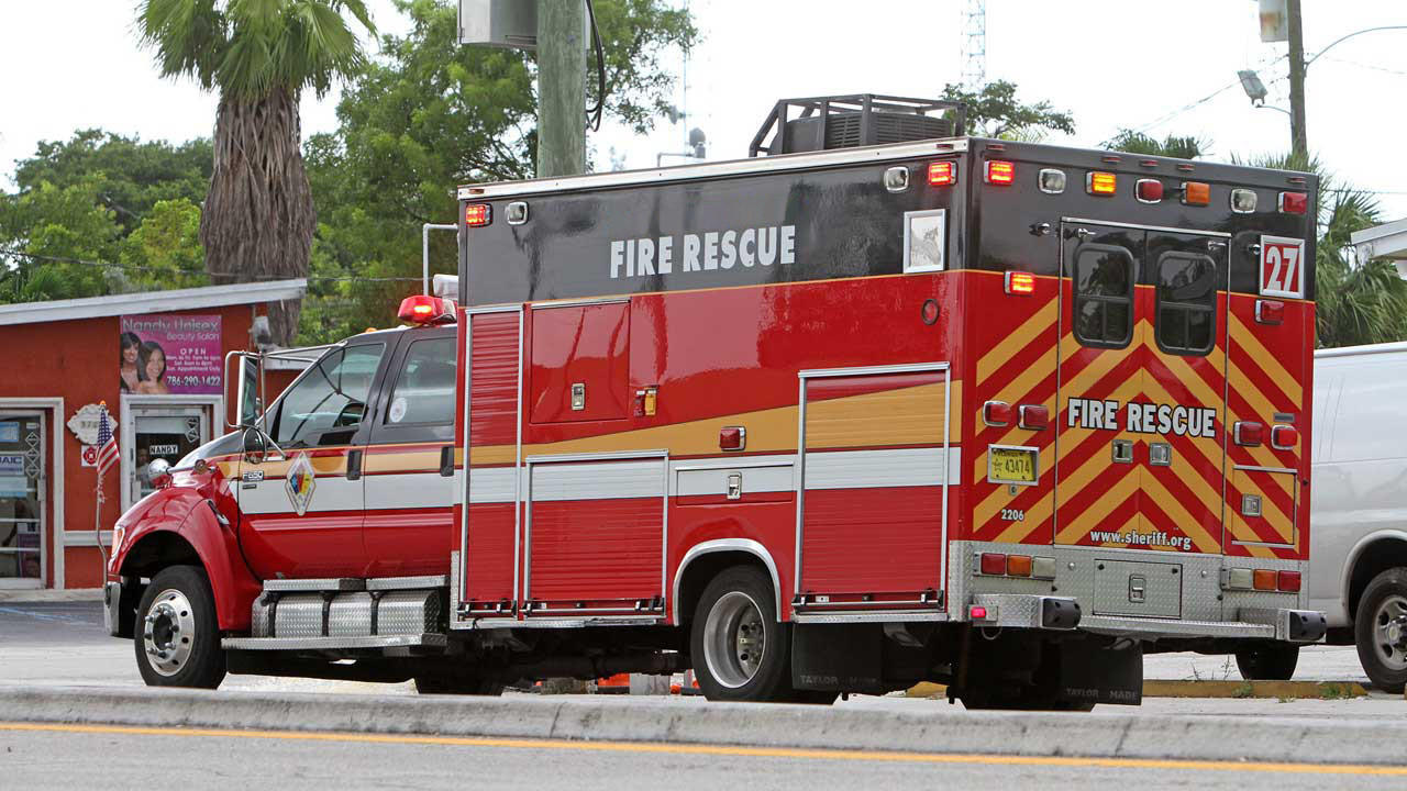 Homes evacuated as crews battle brush fire in east Orange County