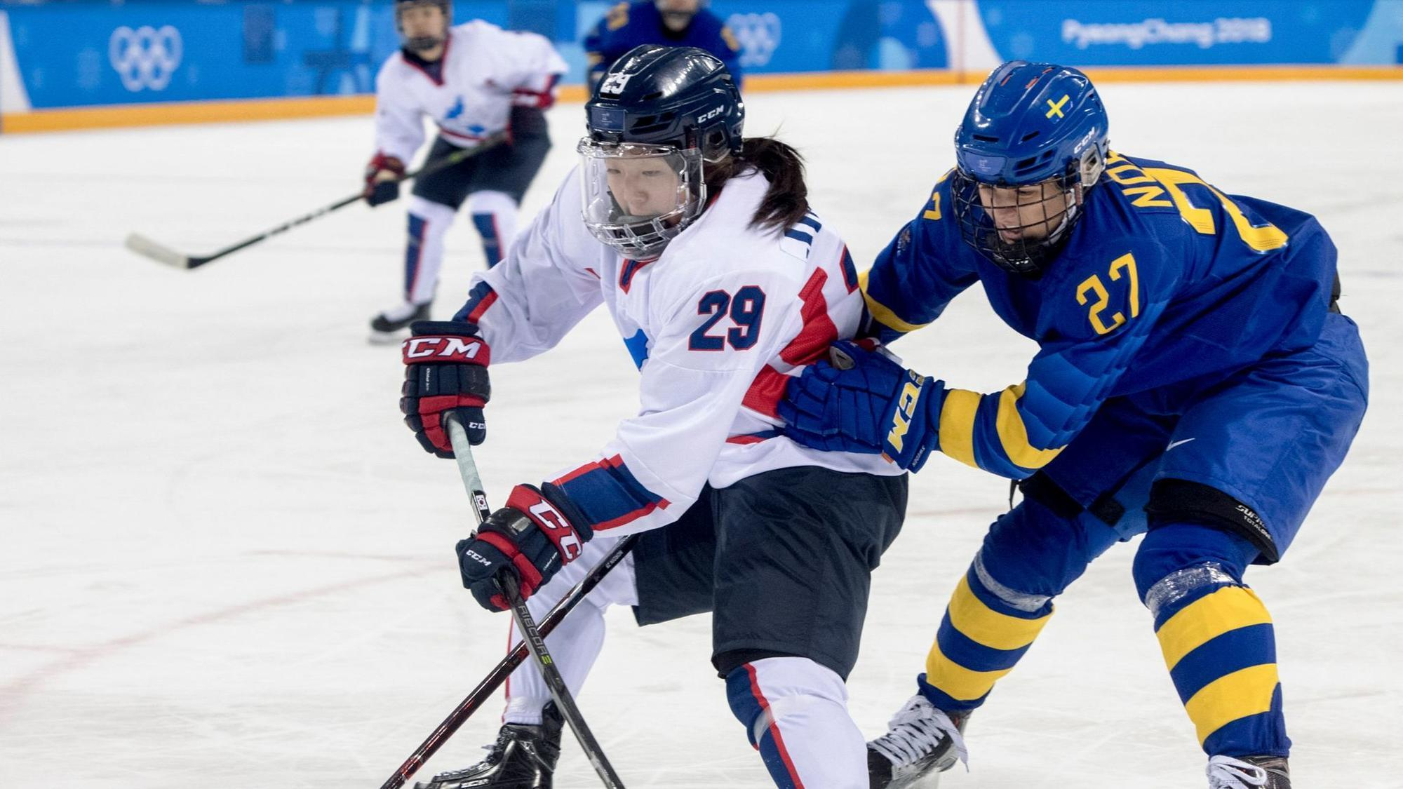 Olympic doping case dropped for North Korean hockey player ...