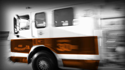 Fire displaces Grayslake family