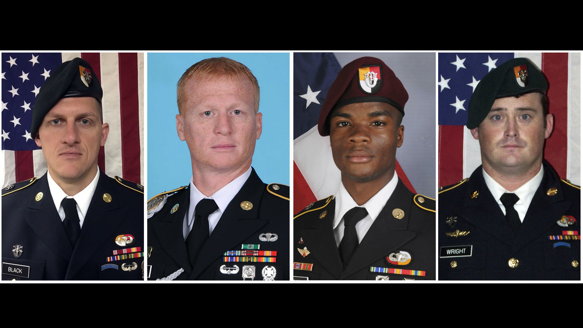 Islamic State releases a video of deadly attack on U.S. soldiers in Niger