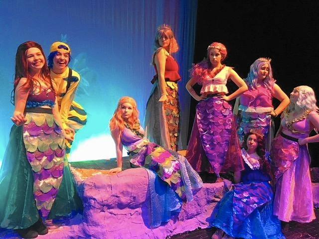 "CPHS Spins The Tail Of ""The Little Mermaid"""