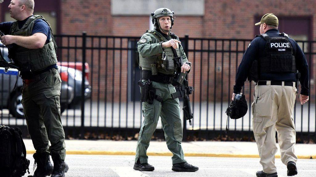 As schools cope with safety threats since Fla. shooting, parents, leaders, try to balance concern with calm