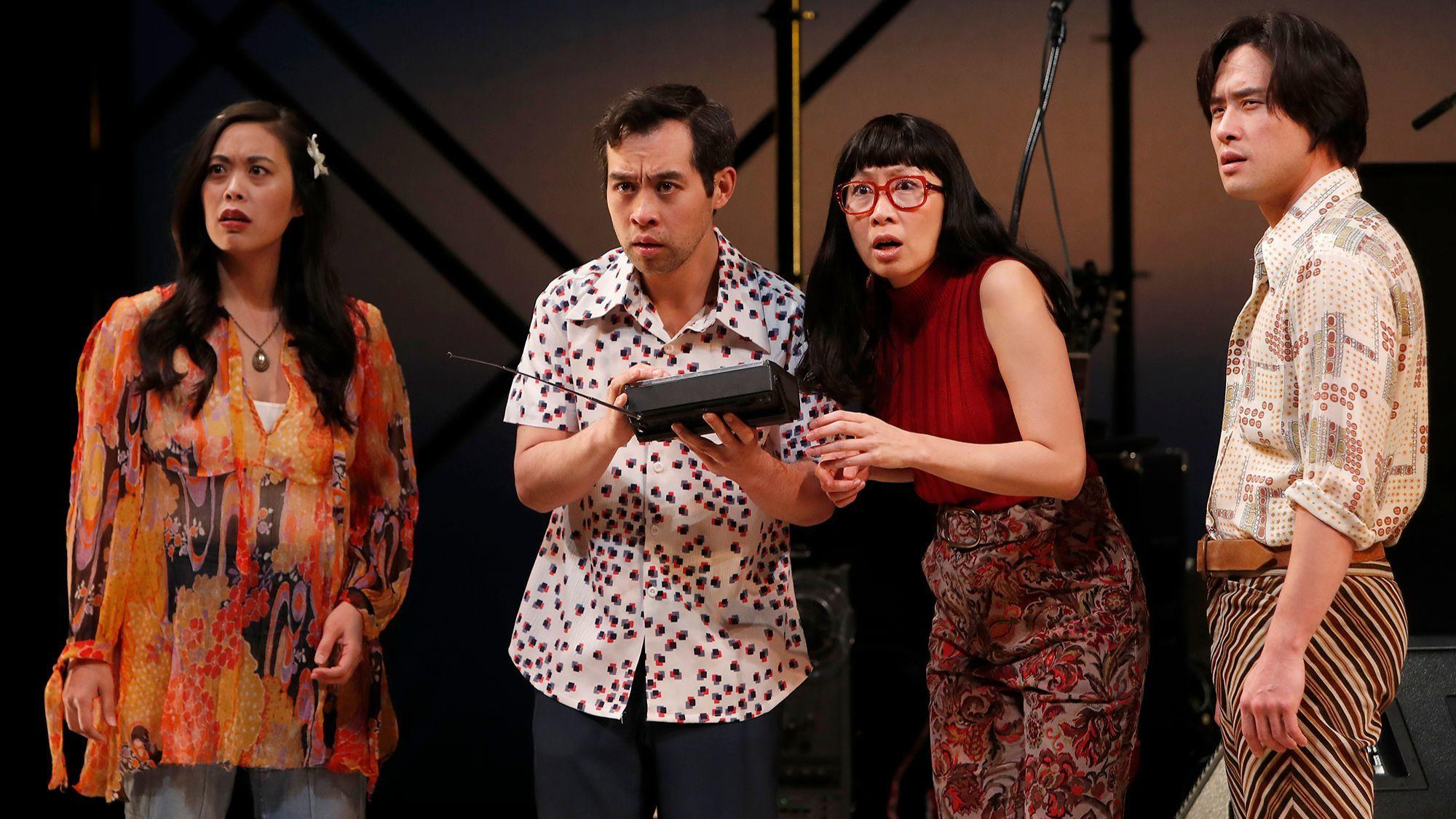 """Cambodian Rock Band"" at South Coast Repertory"