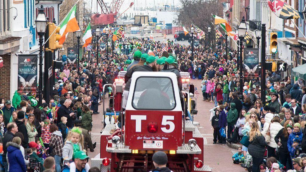 Kicking up your Irish: St. Patrick's week kicks off with a ...