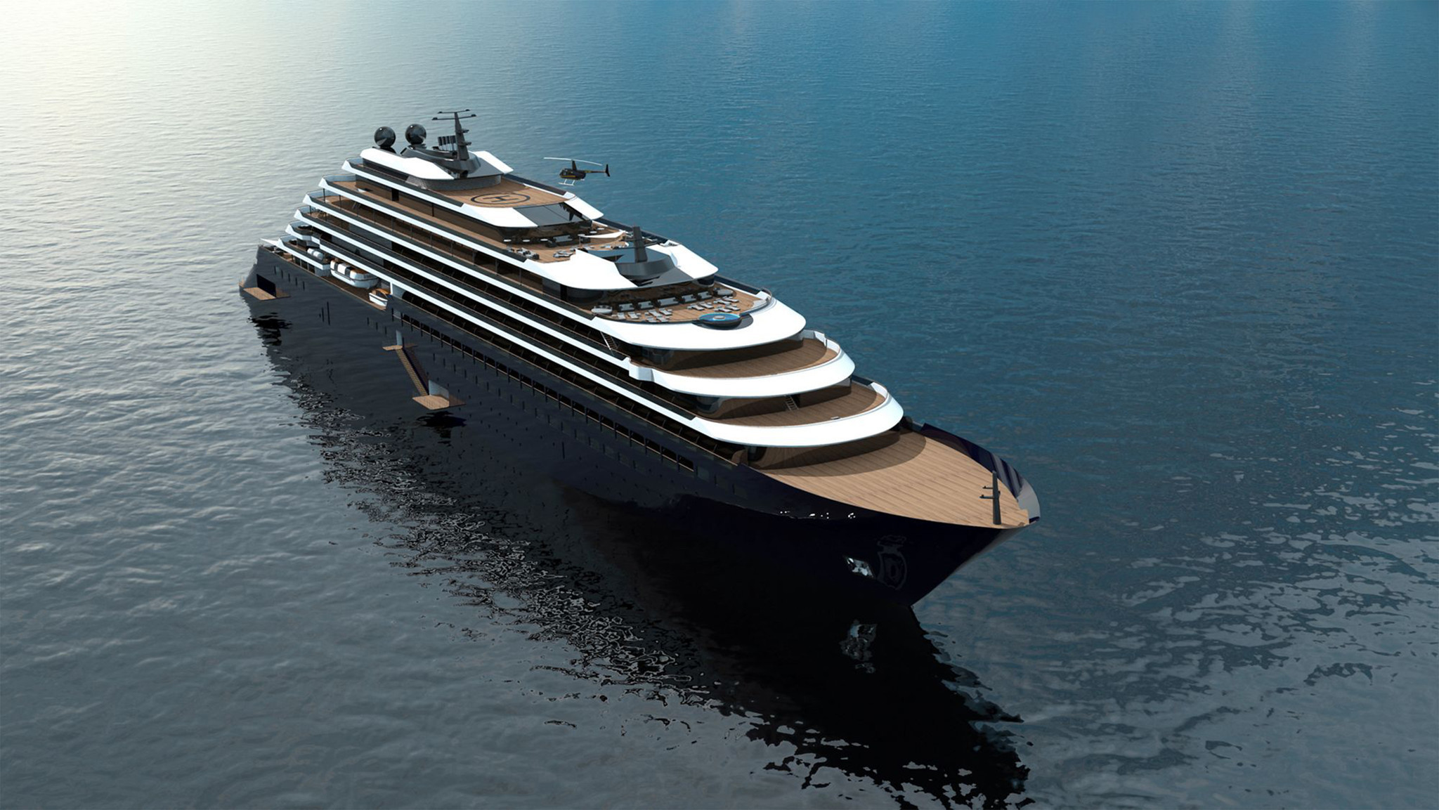 RitzCarlton Is Fixing Everything You Hate About Cruise Ships - Kinds of cruise ship