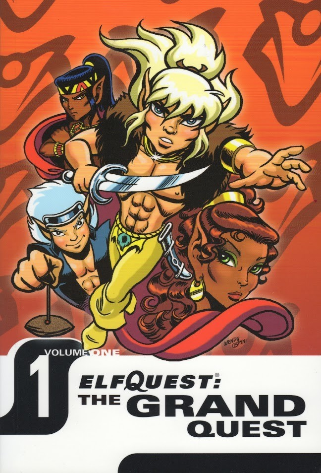 'Elfquest'