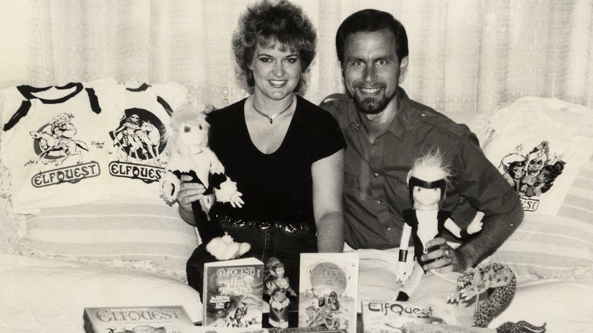 Wendy and Richard Pin