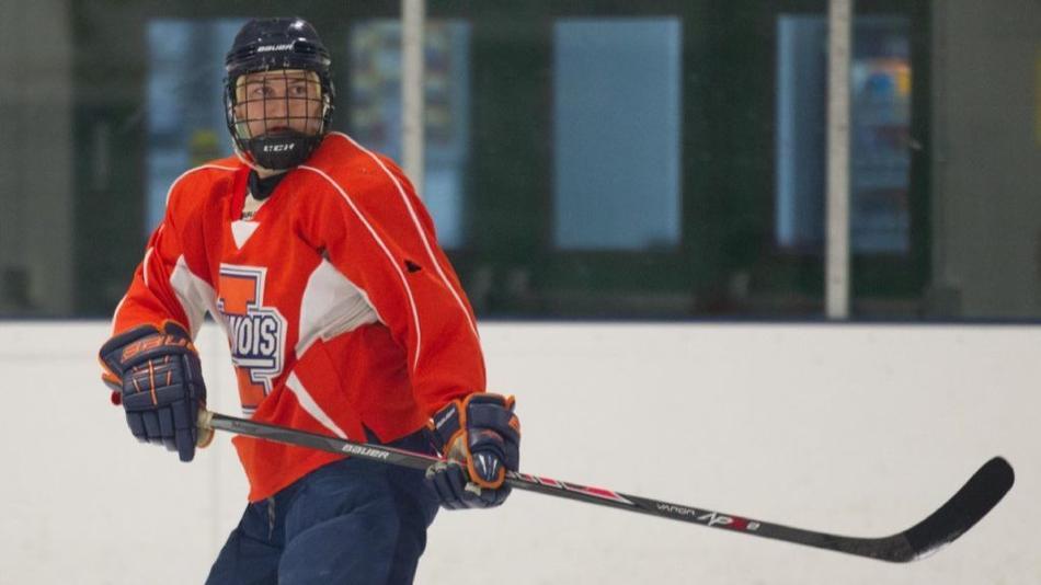 Ice Hockey Would 'flourish' At University Of Illinois, Study Shows