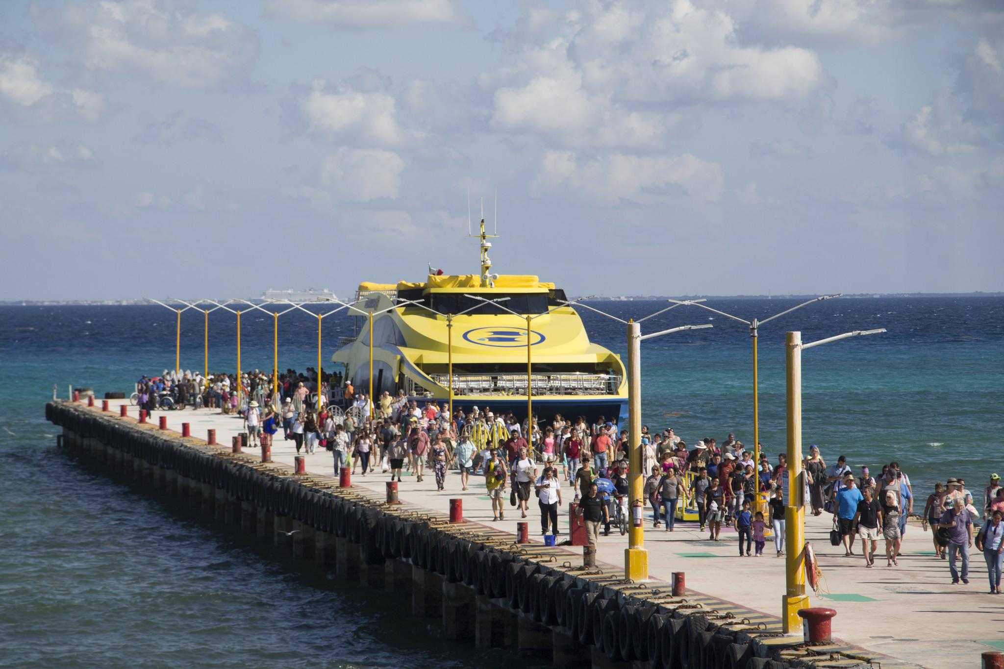 Mexico says Playa del Carmen safe despite U.S. travel alert