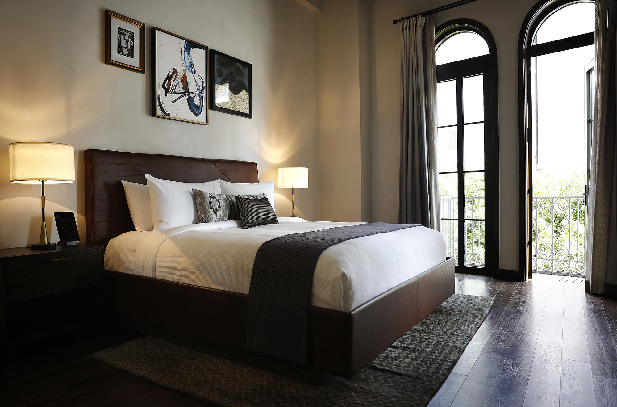 How Hotel Figueroa's redesign honors its legacy