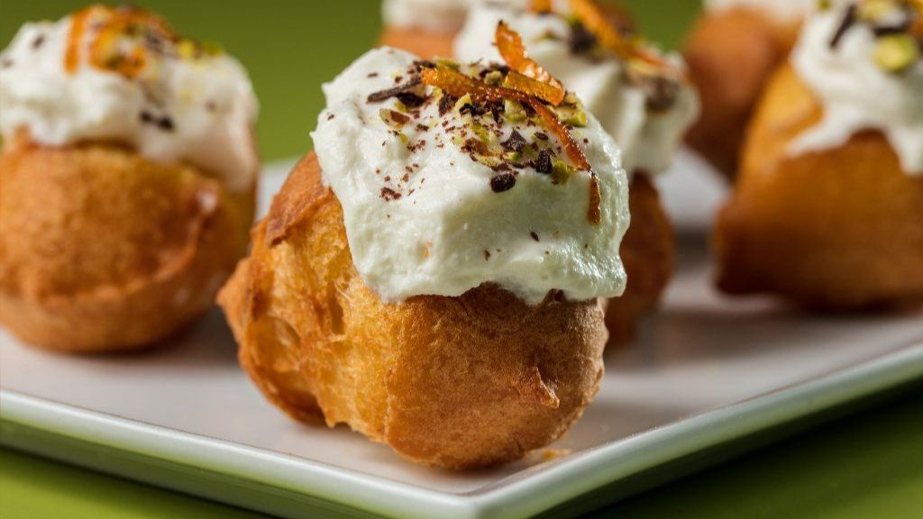 St. Joseph's Day treat: Make fried Sicilian pastry called sfince