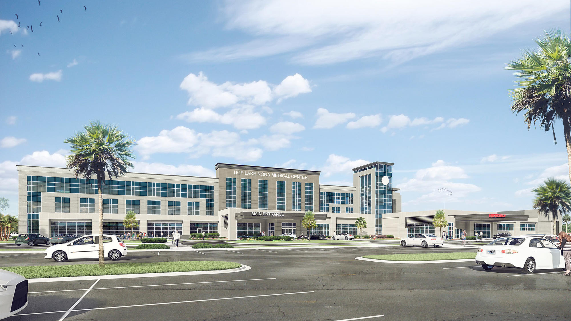 Ucf Reveals More Details About Future Teaching Hospital