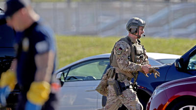 Hear the Stoneman Douglas 911 calls: 'Someone's shooting up the school'