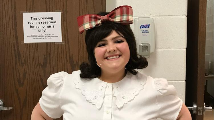 "WPHS Students Perform ""Hairspray"""