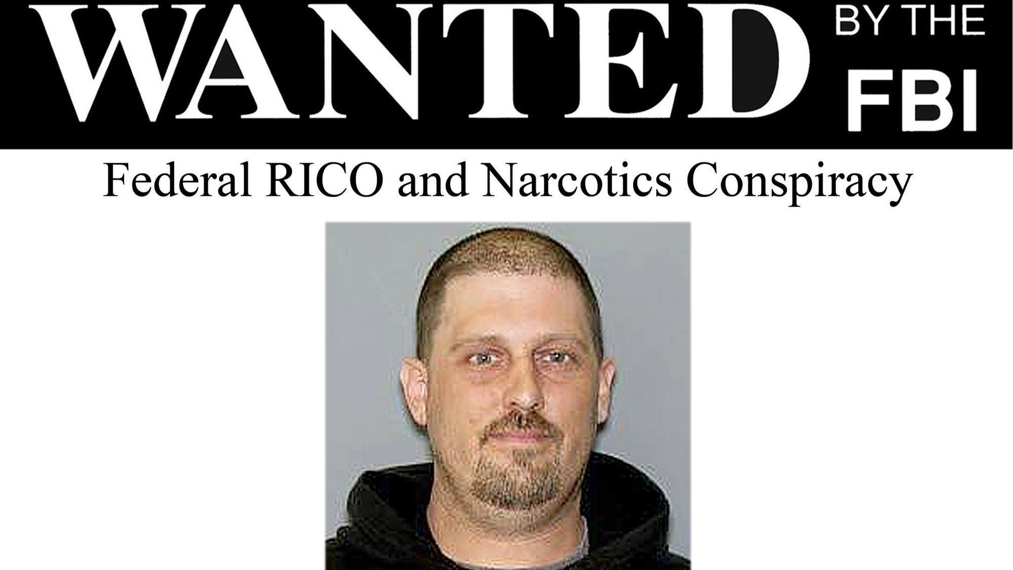 FBI says fugitive wanted in Hell's Angels investigation could be in Joliet area