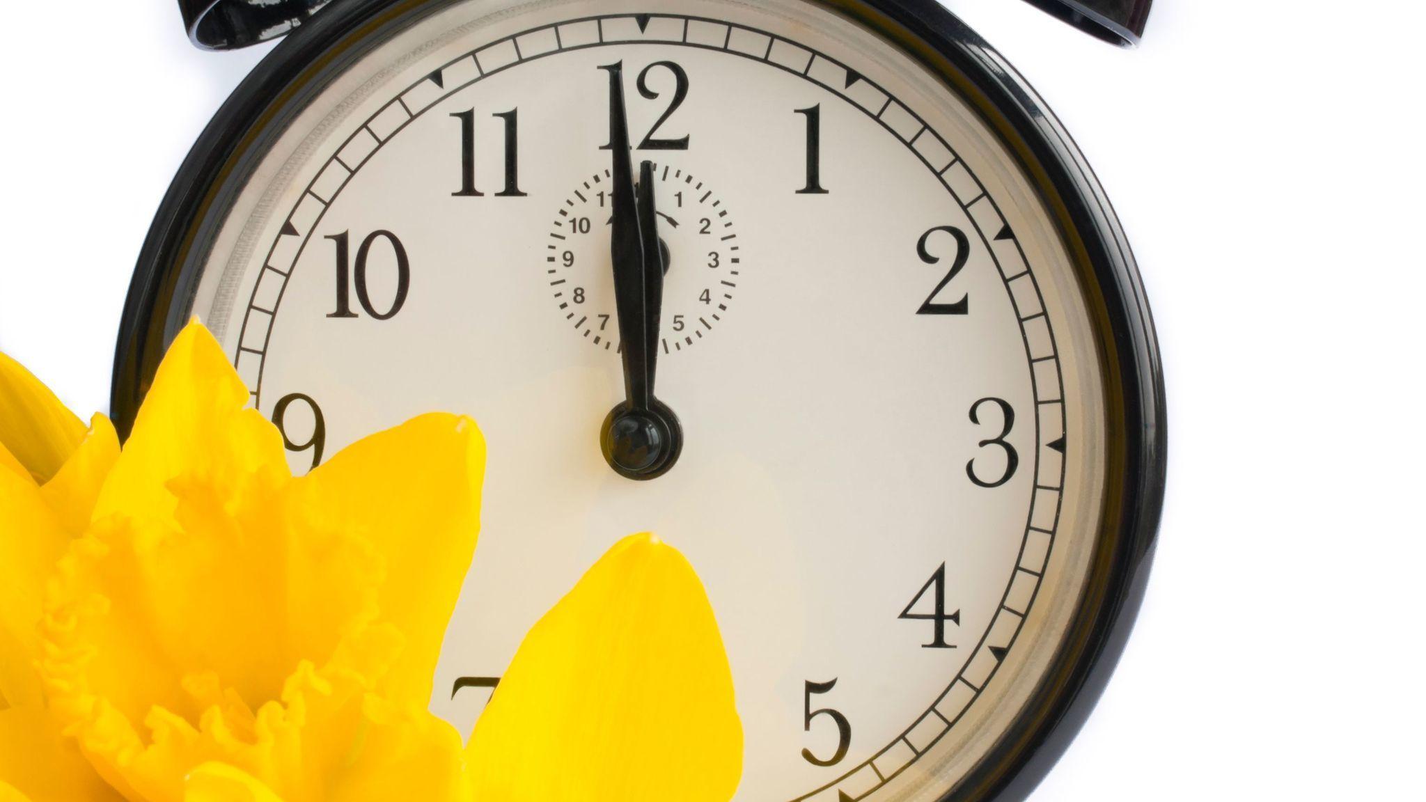 Prepare to spring forward through good sleep hygiene