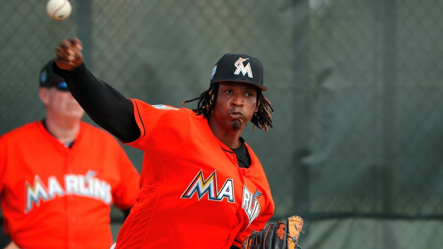Marlins Jose Urena Not Excited About Starting Opening Day