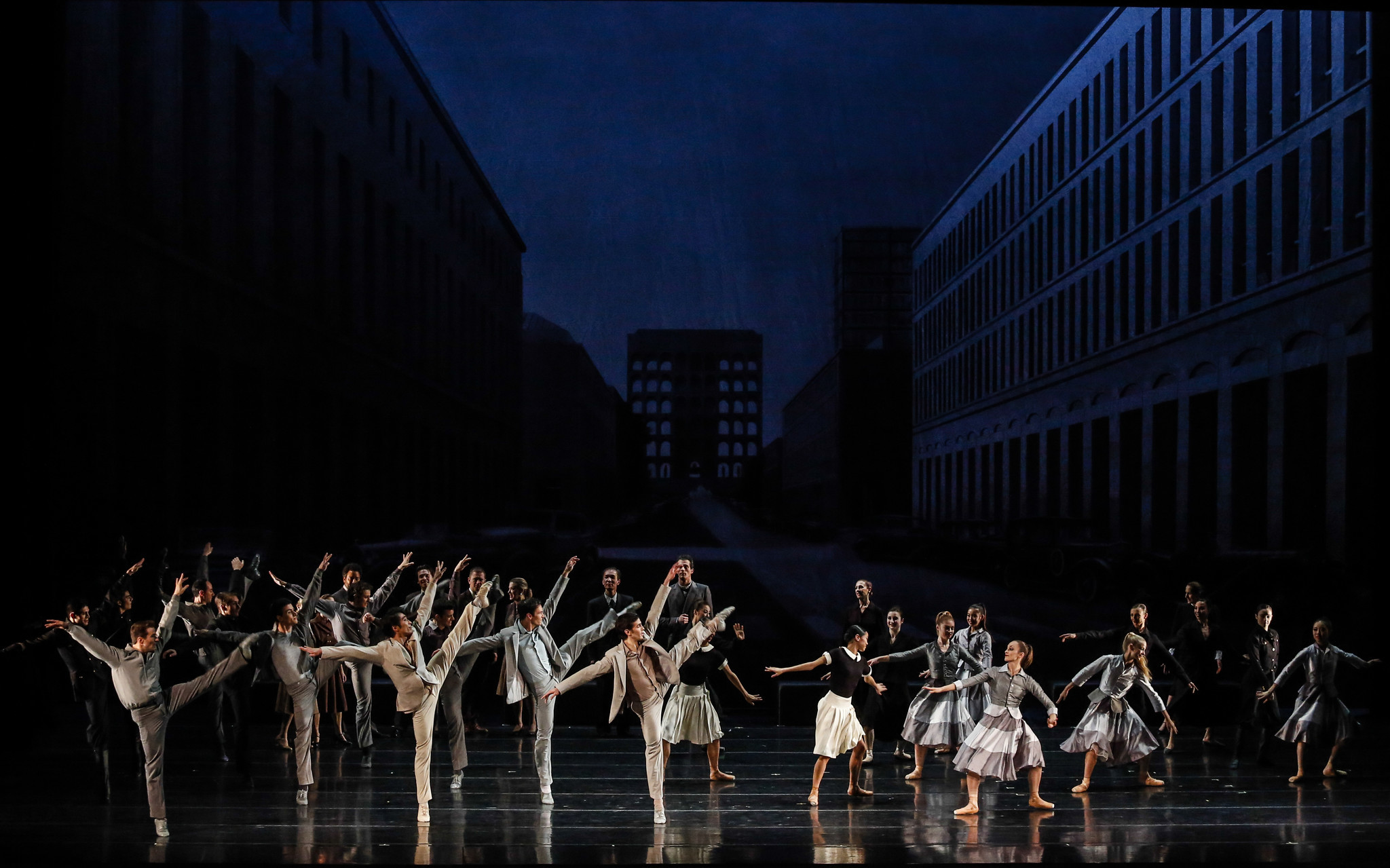 "Joffrey Ballet's ""Romeo and Juliet"""
