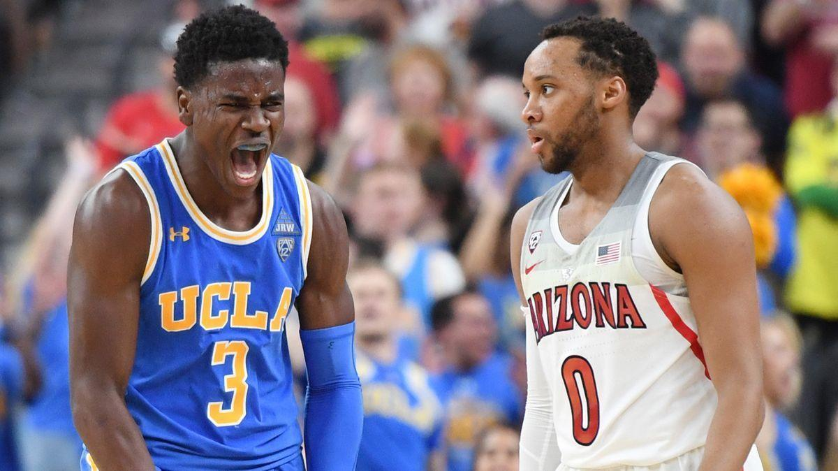 UCLA will face St. Bonaventure in an NCAA tournament play ...