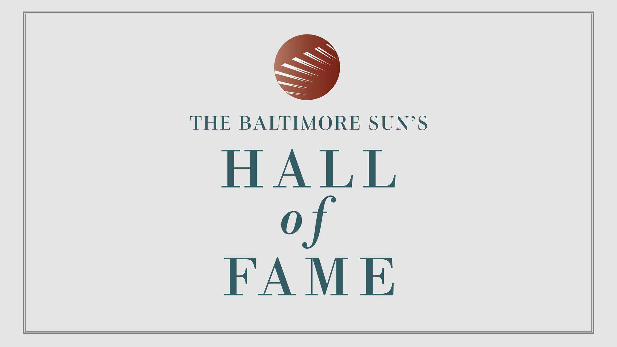 Announcing The Sun Hall of Fame Class of 2018