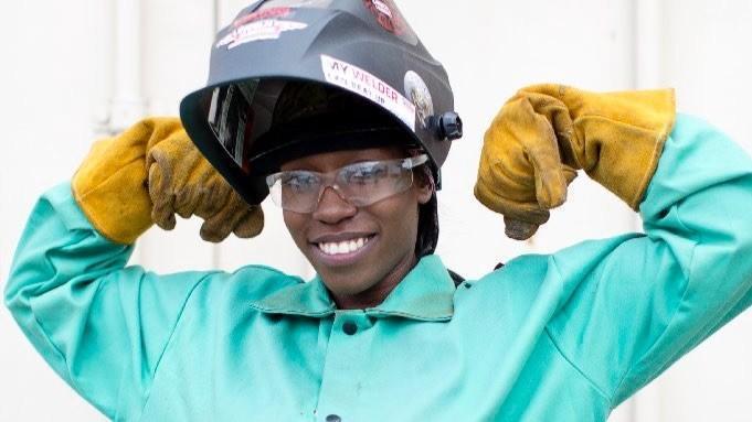 Building careers: Arbutus training program draws women to carpentry