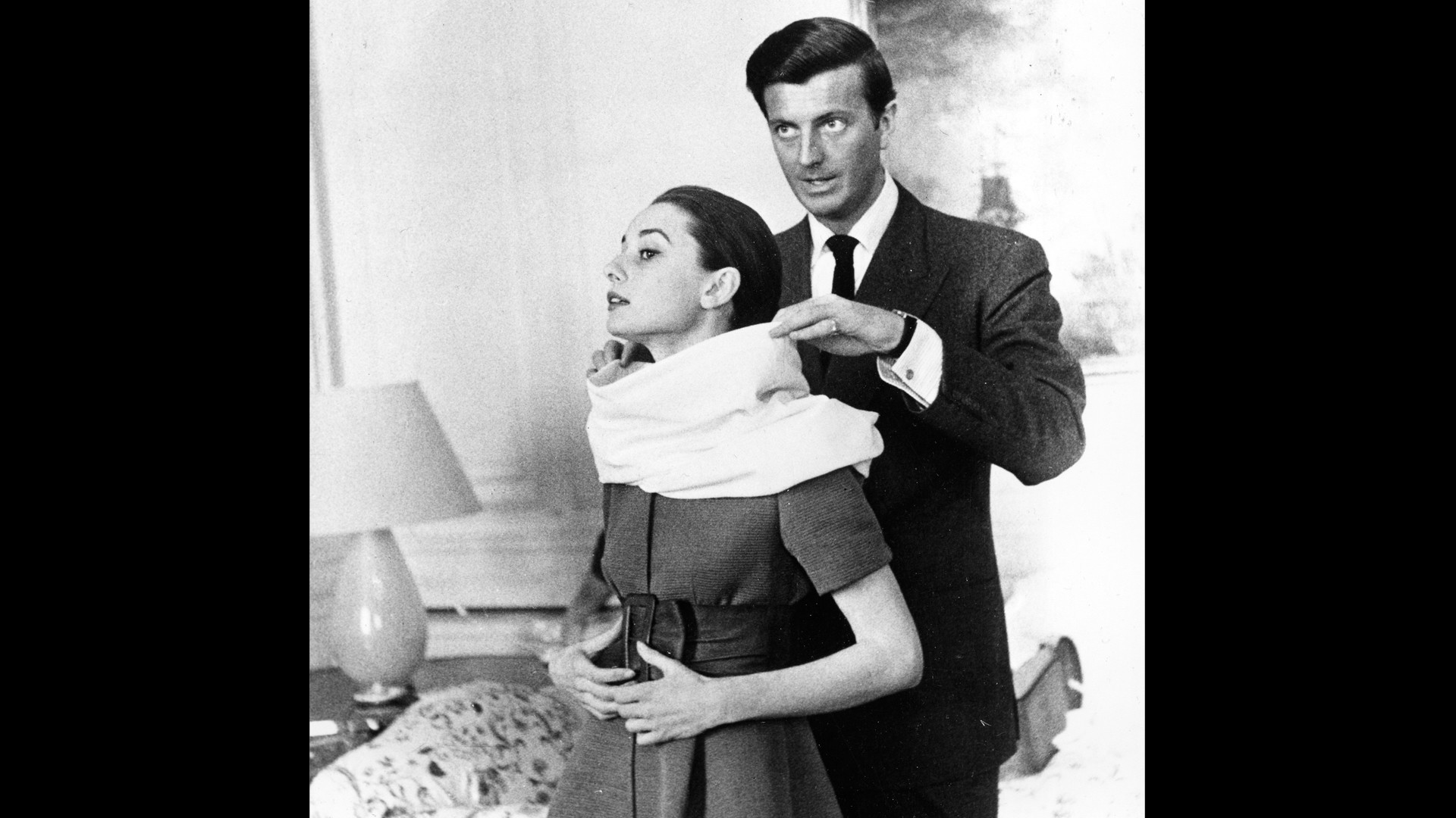 Givenchy, French fashion icon, 'little black dress' designer, dies at 91