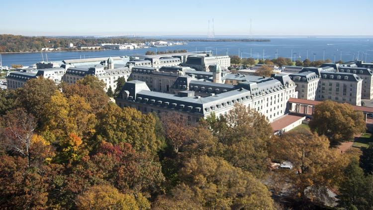 Five students at Naval Academy disciplined for allegedly using mushrooms, ecstasy and cocaine